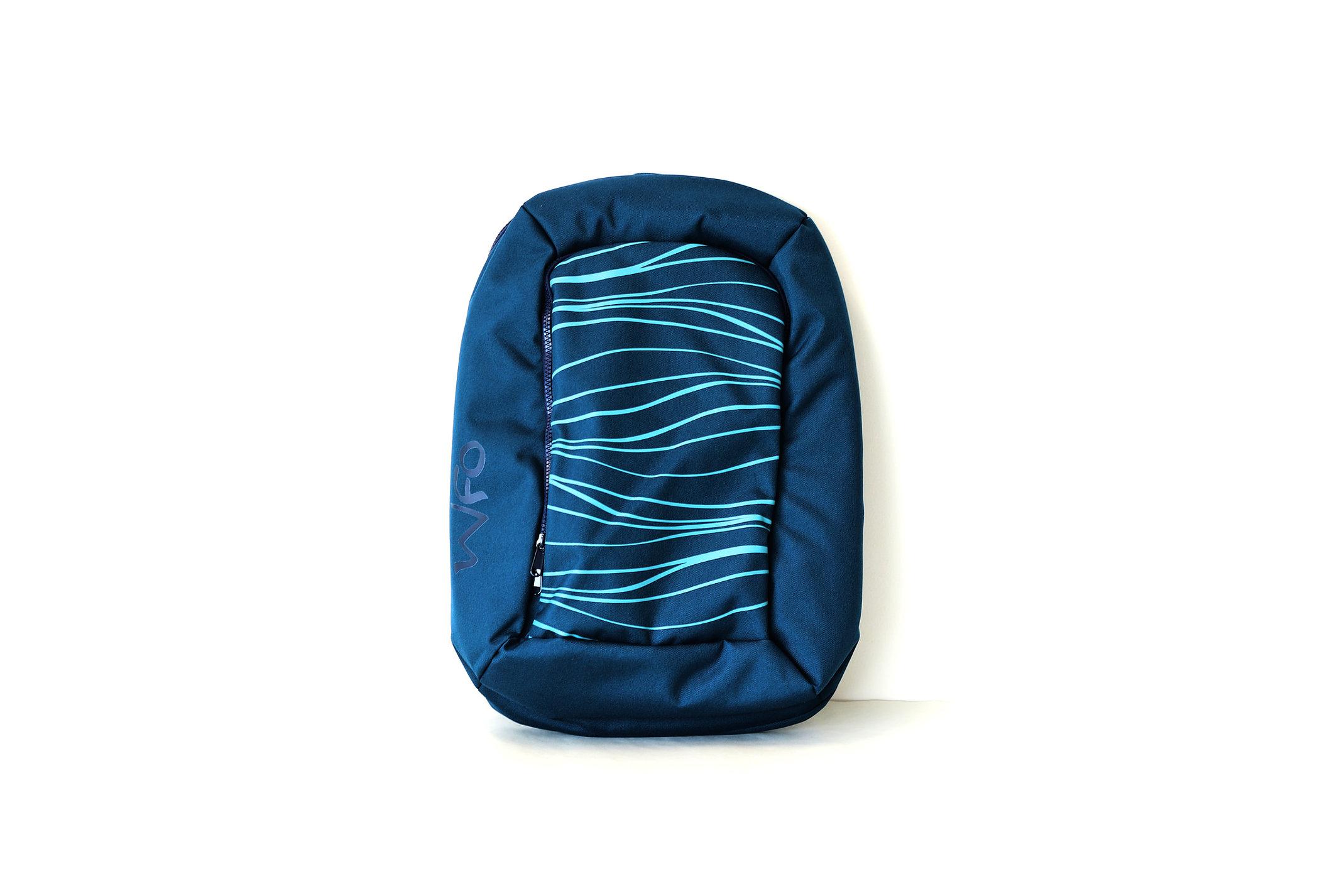 Tech Backpack (Lees Meer)